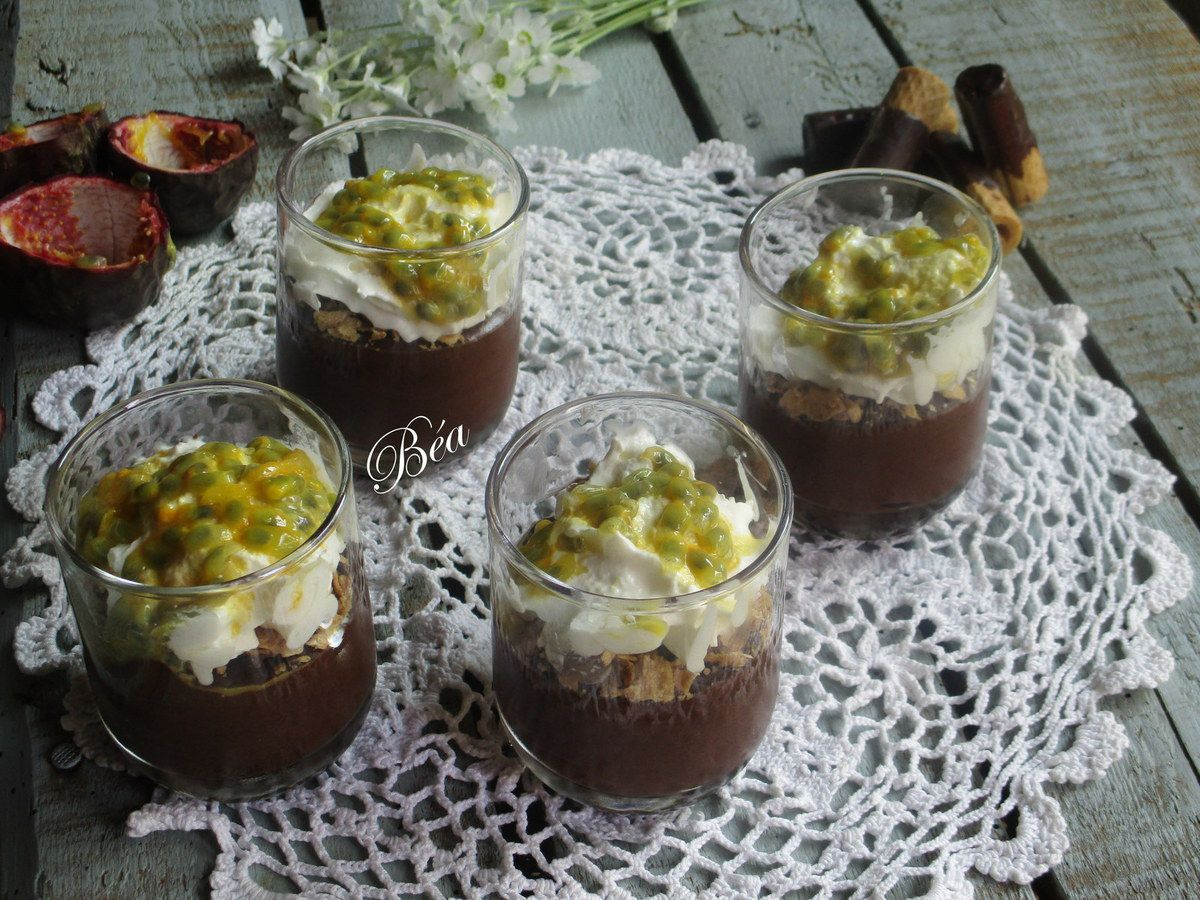 Mousse choco passion