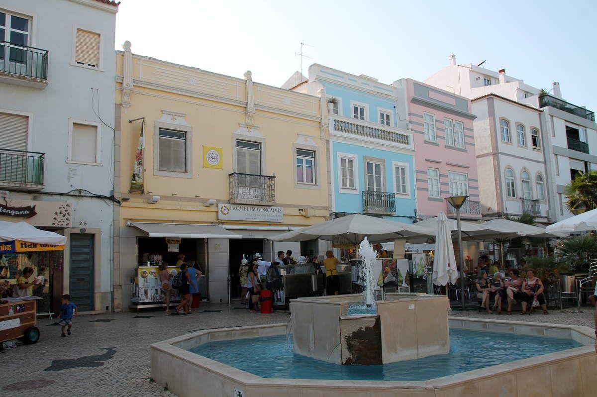 Morue Braz - Balade portugaise en Algarve (6) Lagos et sa côte rocheuse