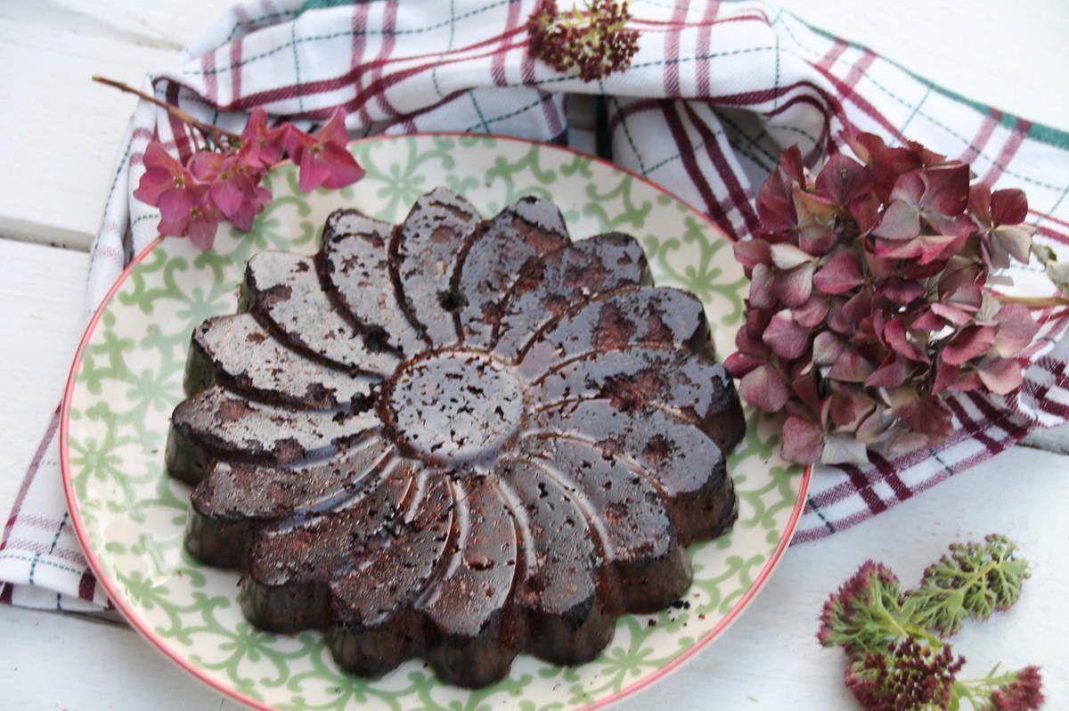 L'assassin (gâteau au chocolat et caramel beurre salé)