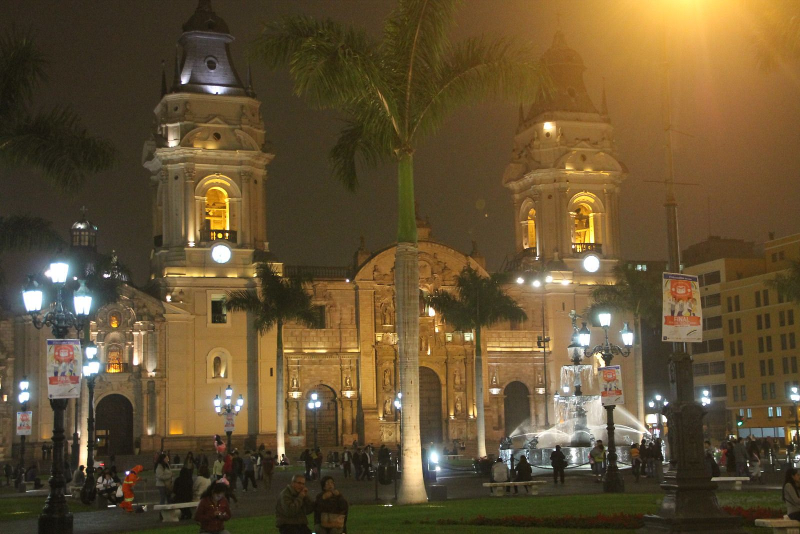 Pisco sour - balade péruvienne