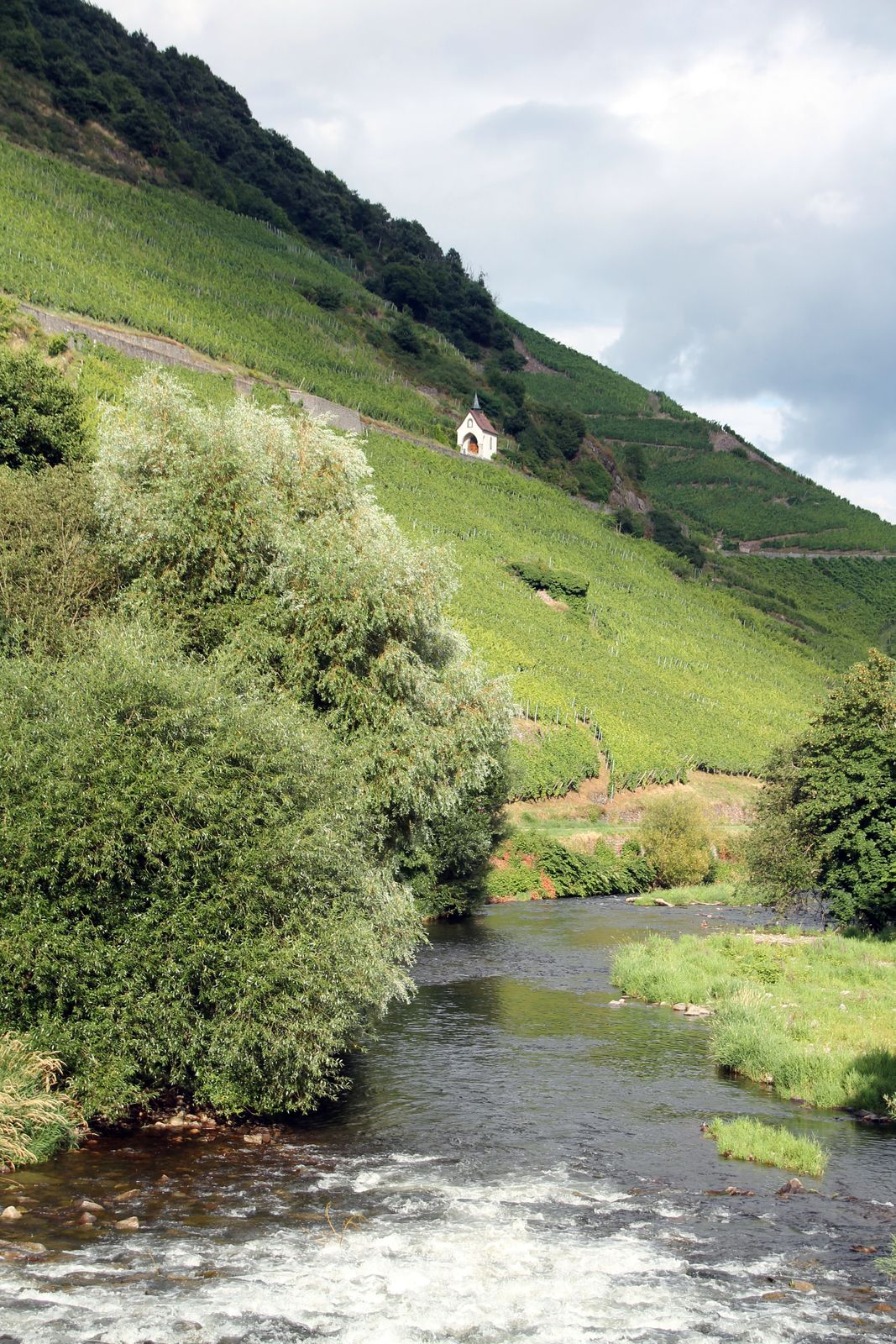 Eierküeche aux asperges blanches - Balade alsacienne à Thann