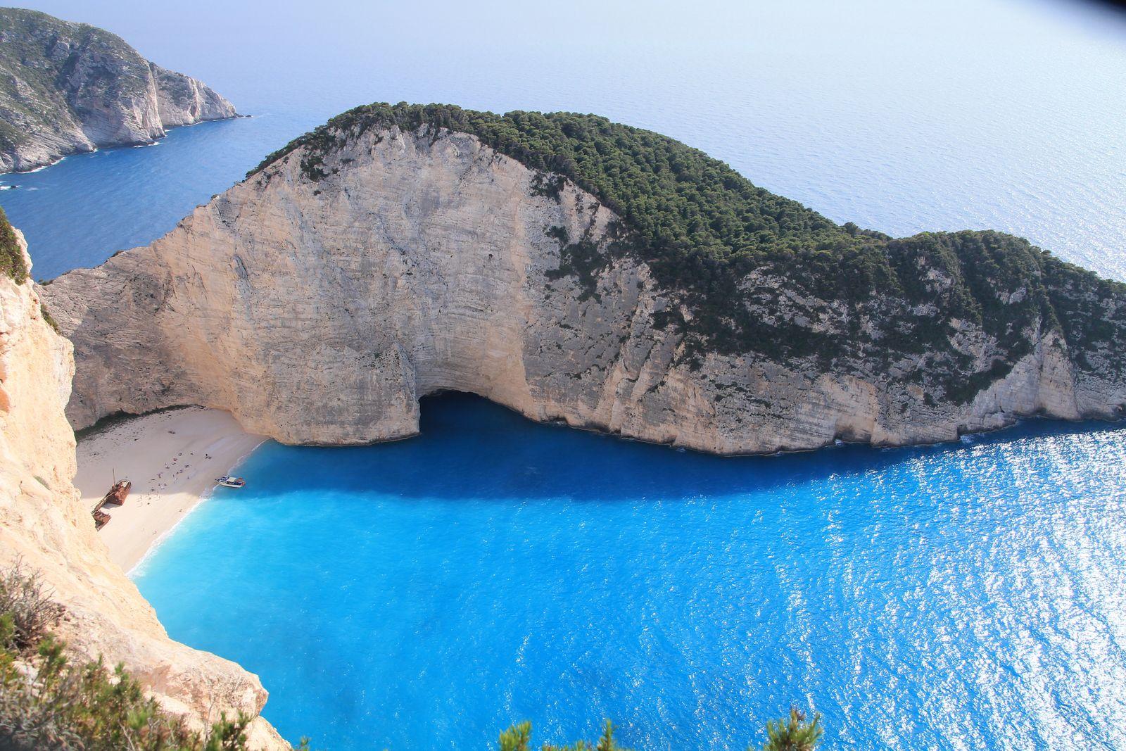 Ile de Zakynthos - Grèce