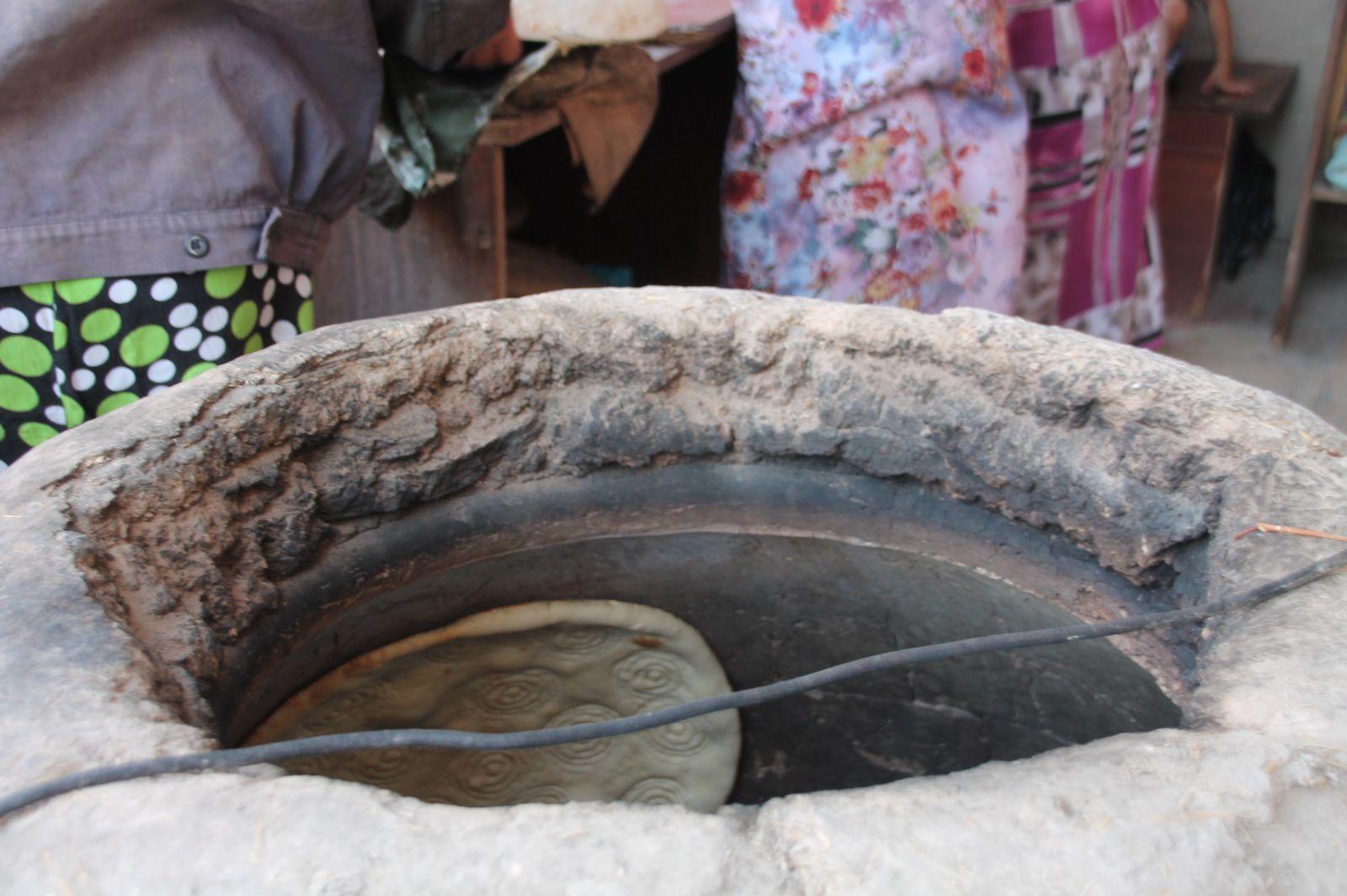 Pain ouzbek - balade en Ouzbekistan