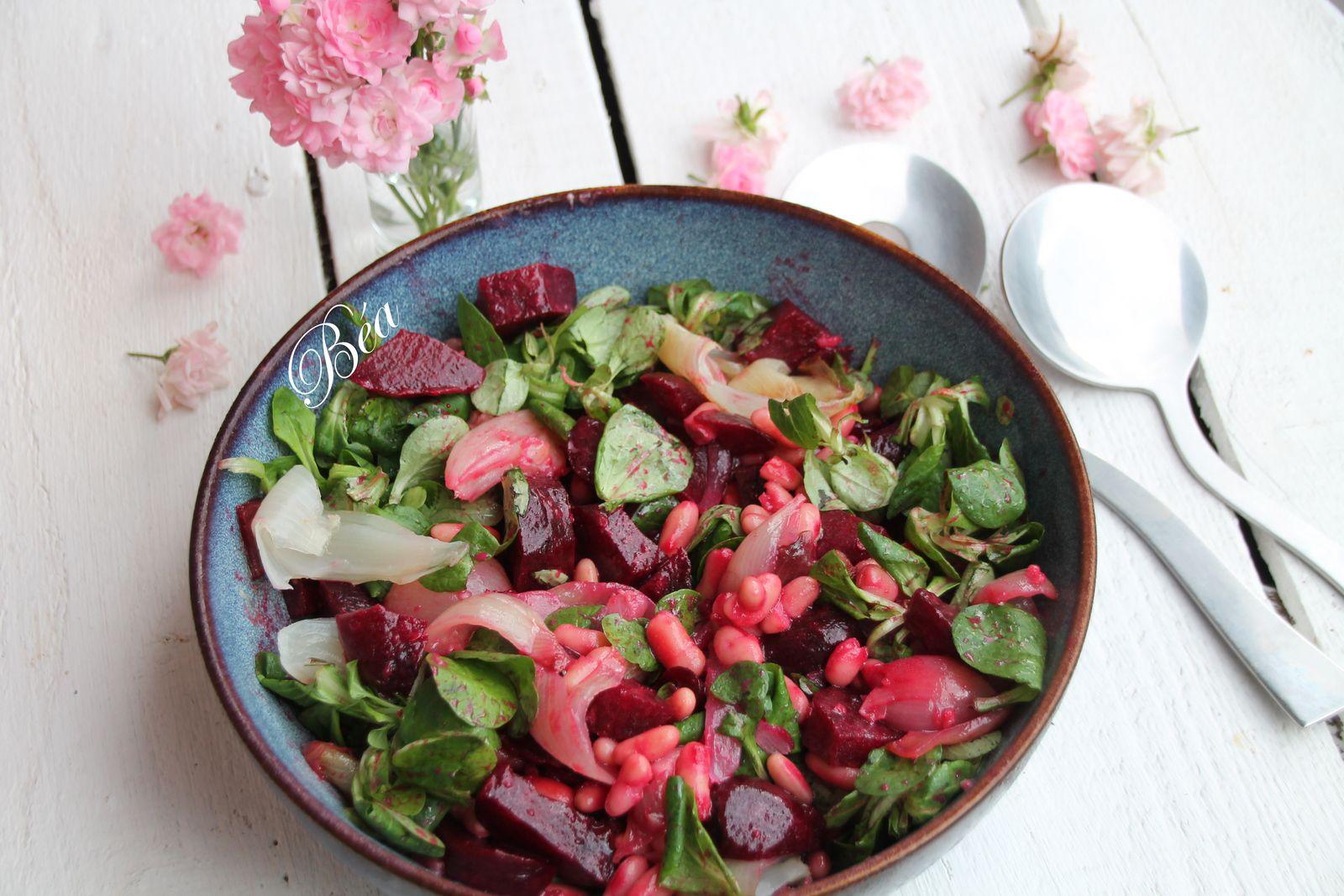 La salade russe de mon enfance