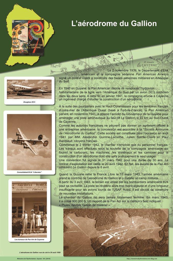 Centenaire de l'aviation en Guyane