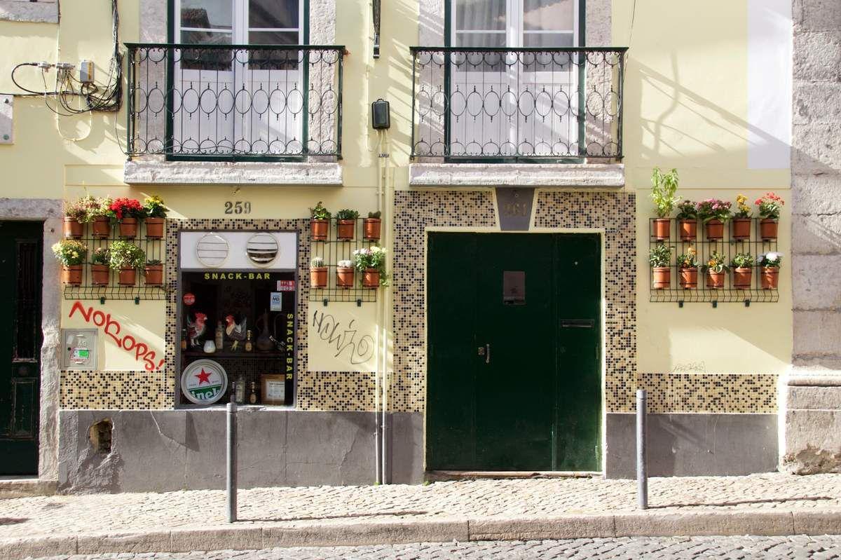 "#41 - Balade 5 ""Lisbonne uptown"": Bairro alto, partie 1"