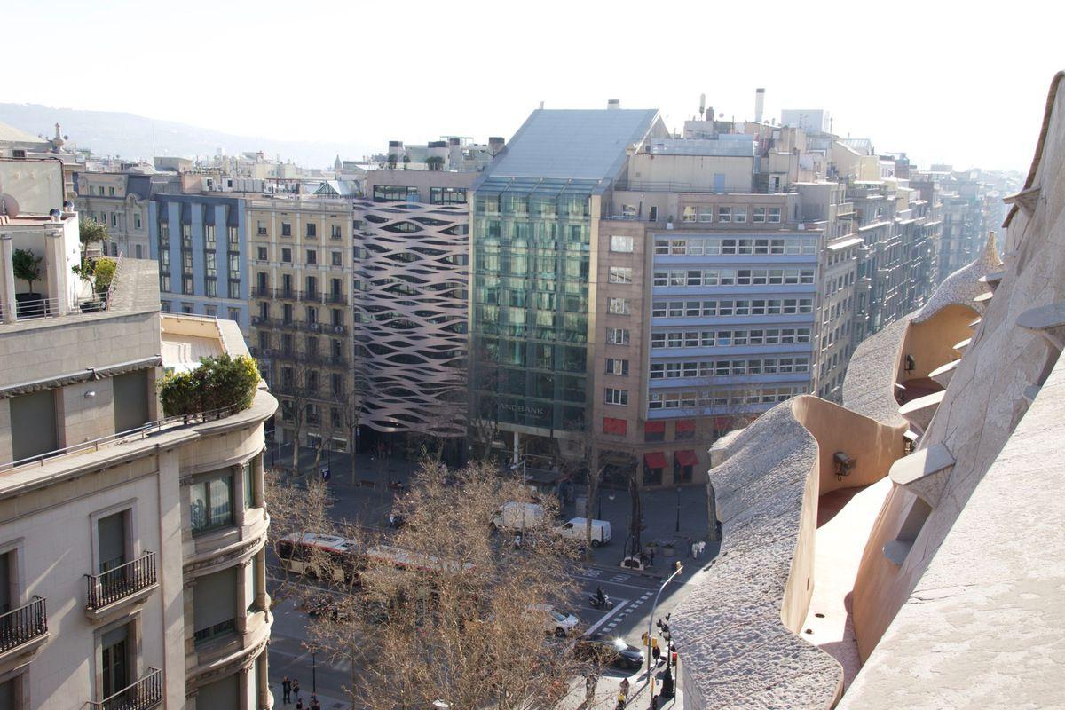 La Pedrara (Gaudi)