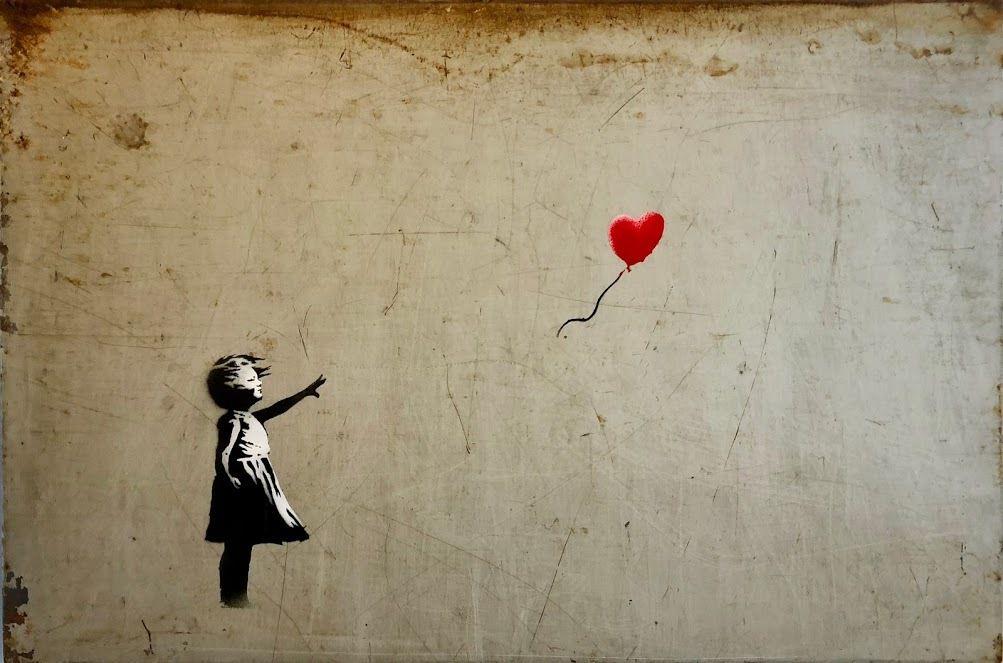 MOCO: exposition Lichtenstein et Bansky, célèbre street artiste de Bristol dont personne ne connait le visage