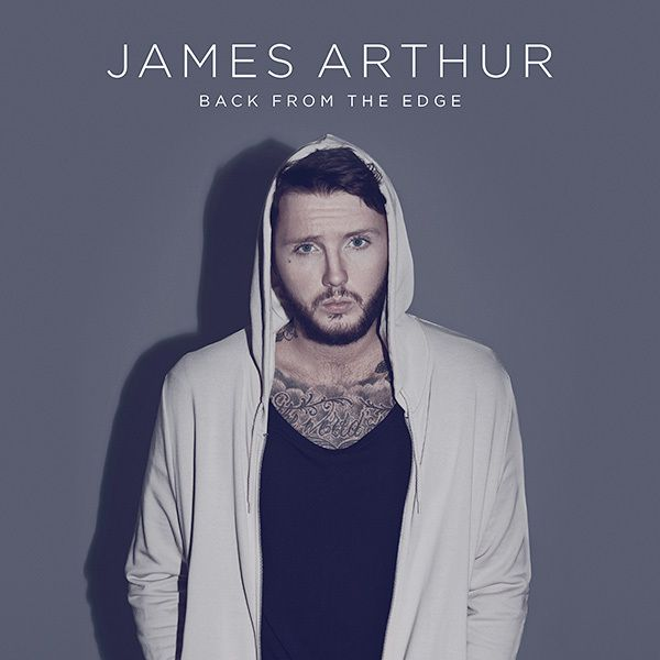 James Arthur vient de sortir « Back From The Edge »!