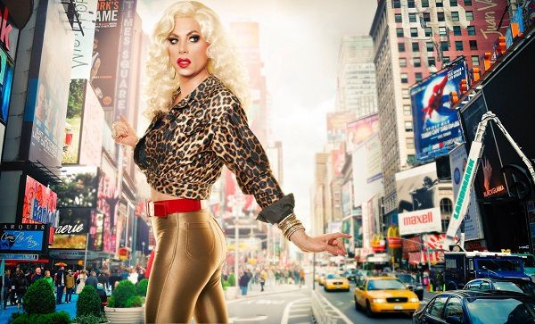 An interview across the ocean with Sherry Vine the queen of glamour and fun!