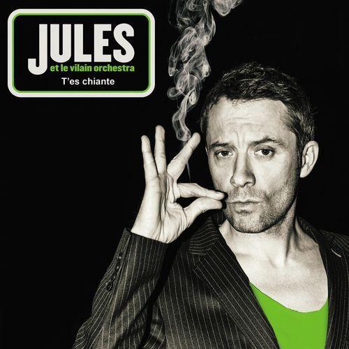 Jules Et Le Vilain Orchestra présentent « Nos Vedettes » un EP bluffant !
