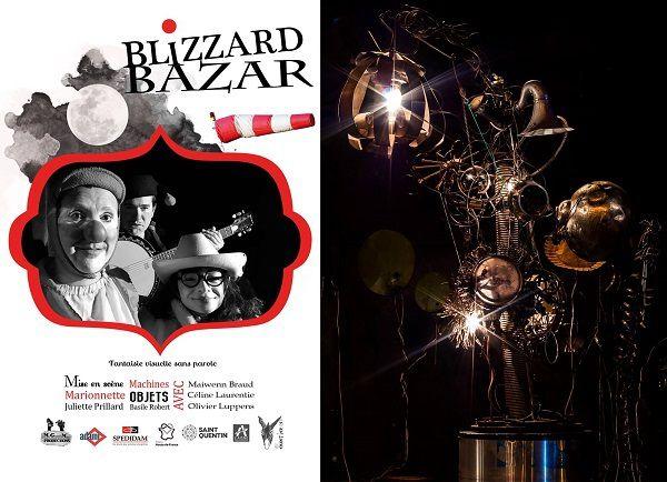 La générale de « Blizzard Bazar » au Théâtre Thénardier, nous y étions !