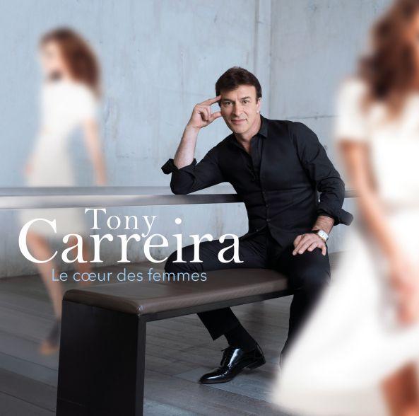 Le chanteur Tony Carreira s'apprête à sortir un nouvel album, découvrez-en le premier extrait !