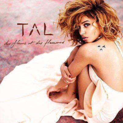 « Des Fleurs Et Des Flammes » est le nouveau single de Tal !