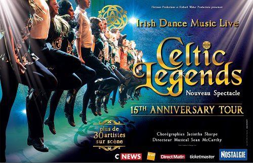 Celtic Legends à l'Olympia, nous y étions !
