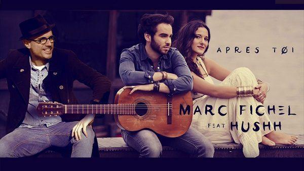 Découvrez sans plus attendre le nouveau single de Marc Fichel et c'est un duo… !