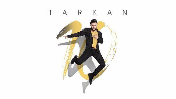 Le chanteur Tarkan sort un nouvel album !