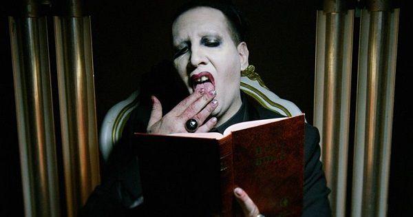Marilyn Manson fait encore très fort avec son nouveau clip !