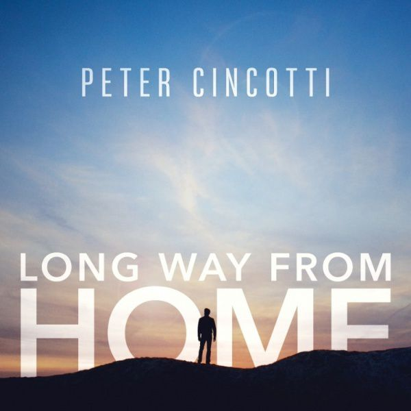 On adhère totalement à « Long Way From Home »le nouvel album de Peter Cincotti !