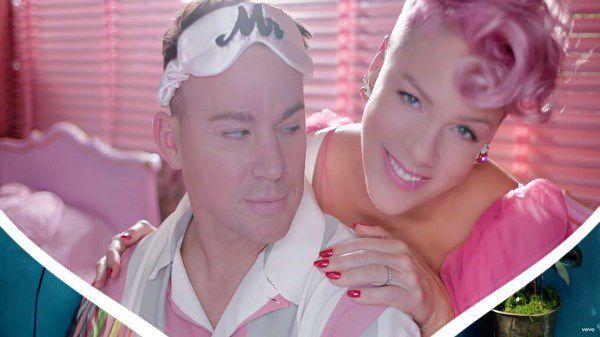 Pink dévoile le clip illustrant « Beautiful Trama » !