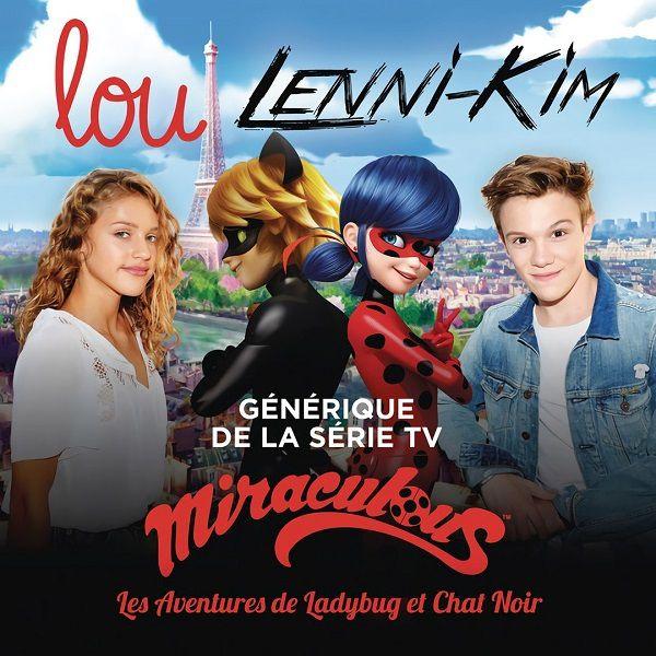 Lou et Lenni-Kim en version Anglaise !