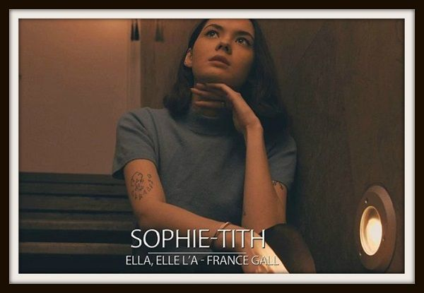 Sophie-Tith reprend France Gall pour Cover Lab !