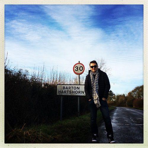 Rencontre avec le chanteur Barton Hartshorn à l'occasion de la sortie de son nouvel album !