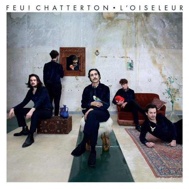 Feu ! Chatterton est de retour avec « L'Oiseleur » !