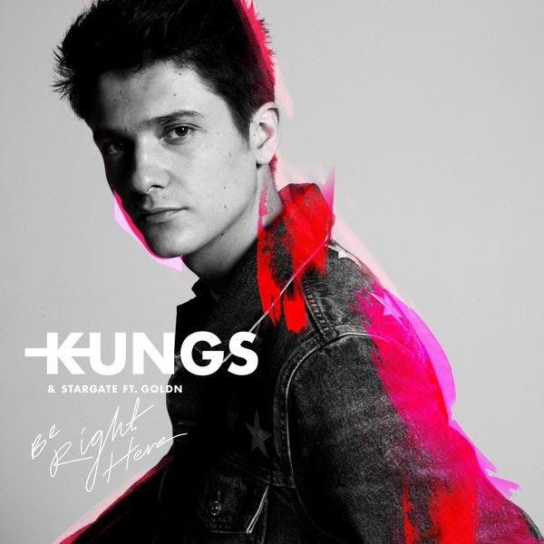 Kungs sort « Be Right Here » !