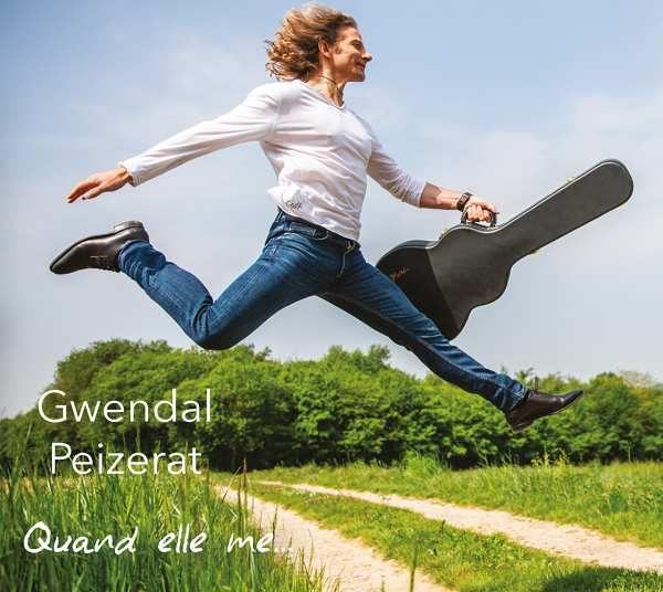 Gwendal Peizerat se lance dans la musique avec un premier EP !
