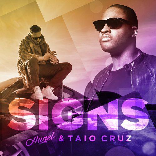 Hugel s'associe à Taio Cruz sur son nouveau single !
