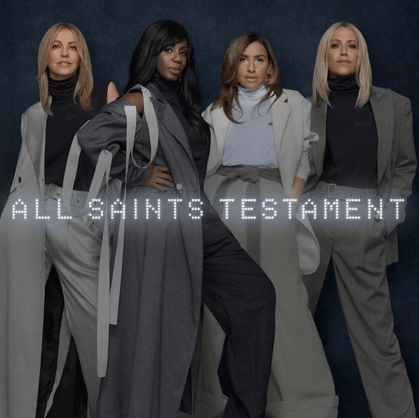 Le groupe All Saints présente un nouvel album !