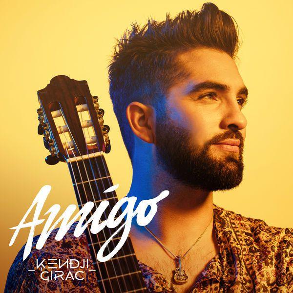 Nous avons écouté « Amigo » le nouvel album de Kendji Girac !