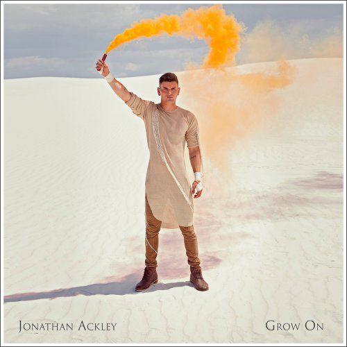 Découvrez l'EP de Jonathan Ackley !