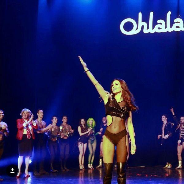 Rencontre avec Emy Sotomayor la maîtresse de cérémonie de « Ohlala » !