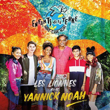 Les Enfants de la Terre chantent avec Yannick Noah !