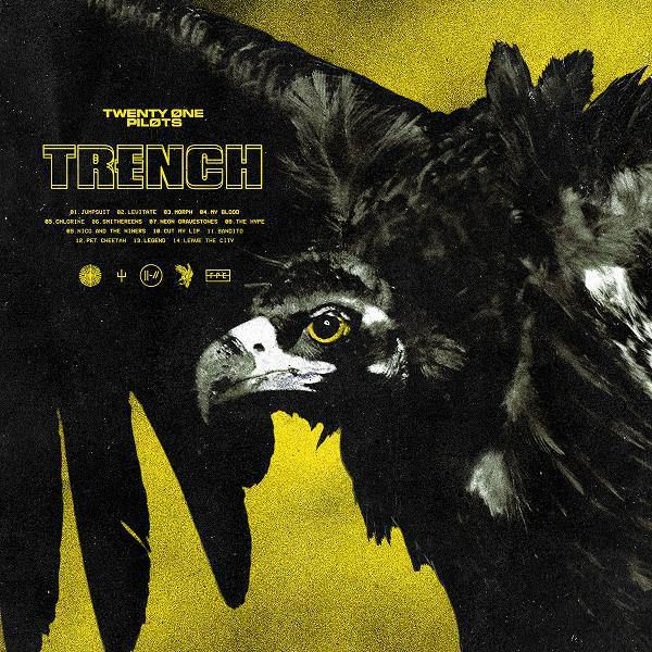 Le duo Twenty One Pilots dégaine « Trench » !