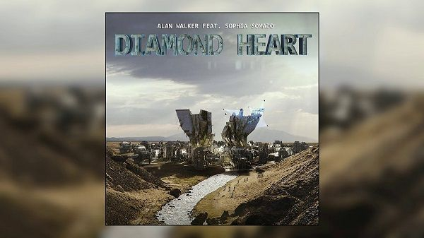 Alan Walker fait encore très fort avec « Diamond Heart » !