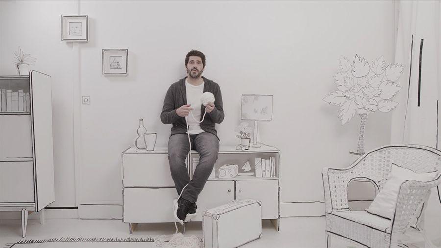 Patrick Fiori dévoile le clip illustrant « Les Gens Qu'On Aime » !