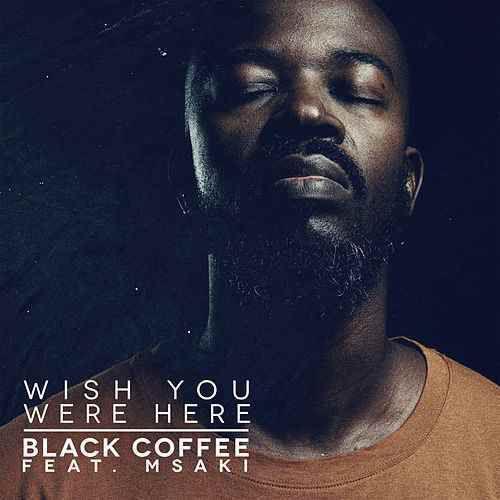 Découvrez le nouveau titre de Black Coffee !