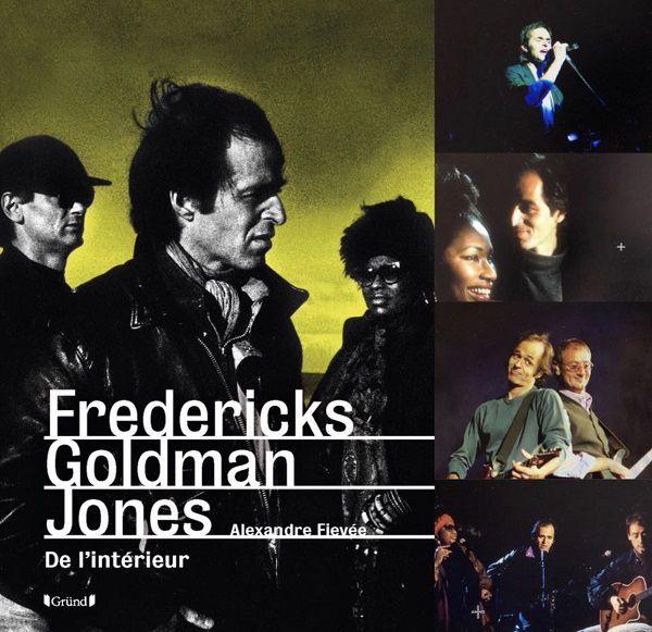 Retrouvailles avec Alexandre Fievée pour la sortie de son nouveau livre consacré à Fredericks, Goldman, Jones !