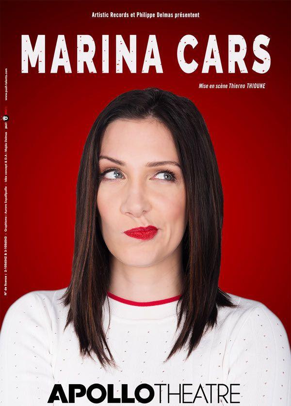 Marina Cars à L'Apollo Théâtre, nous y étions !