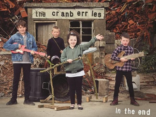 Le groupe The Cranberries tire sa révérence avec « In The End » !