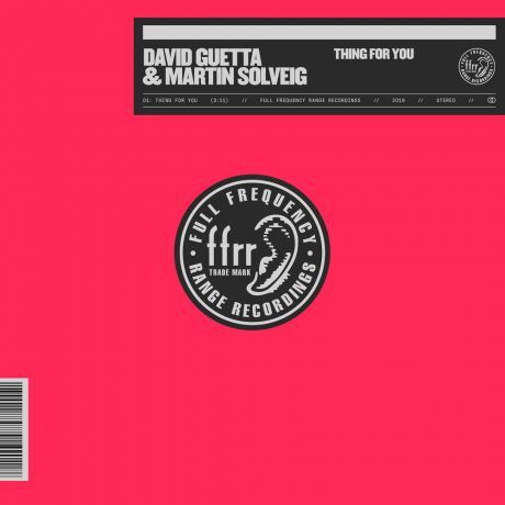 David Guetta s'associe à Martin Solveig sur « Thing For You » !