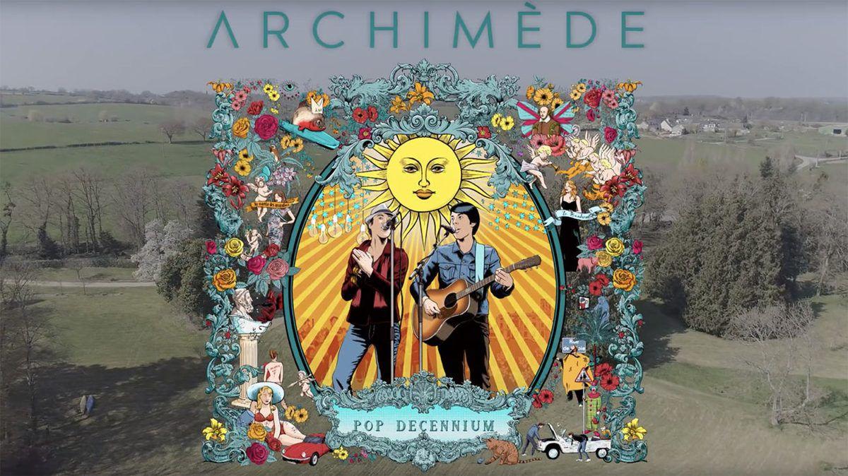 Archimède est de retour avec un nouveau titre !