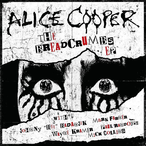 Alice Cooper dégaine un EP 100% Rock !