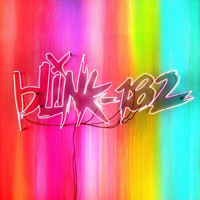 Blink 182 dégaine un nouvel album !