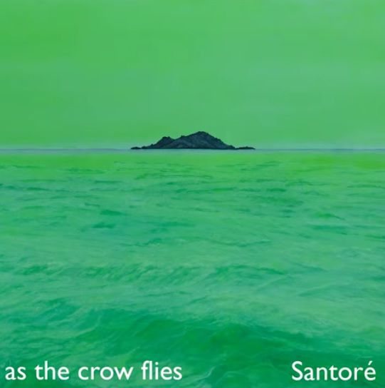 Santoré dévoile « As The Crow Flies » avant la parution de leur premier album !