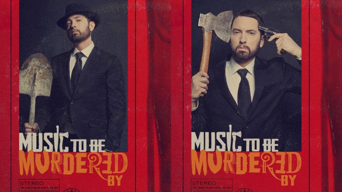 Nous avons écouté le nouvel album d'Eminem !