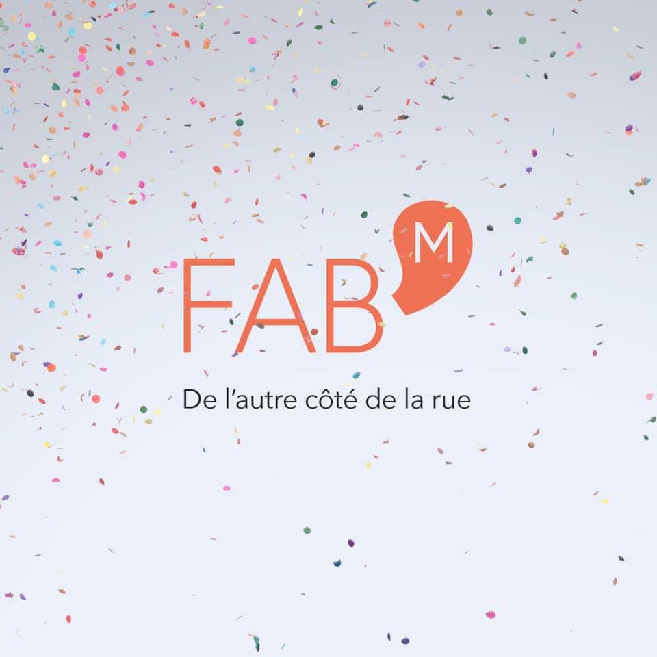 Fab'M est de retour avec « De L'Autre Côté De La Rue » !